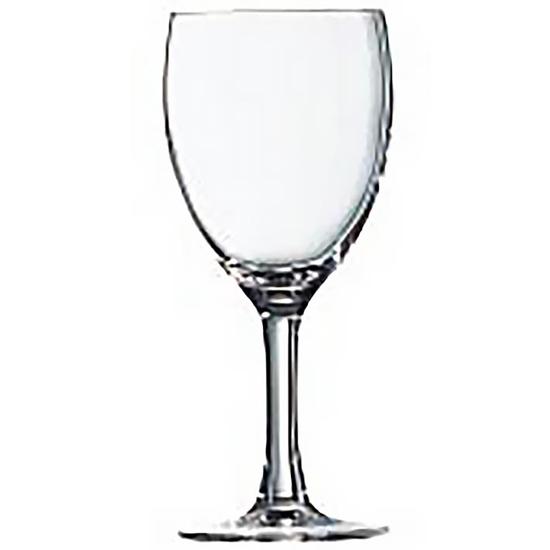 Kieliszek do wina Arcoroc ELEGANCE szkło sodowe 190ml zestaw 12szt. - Hendi 37413