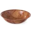 Miska drewniana kuchenna okrągła śr. 200mm wys. 50mm - Hendi 425800