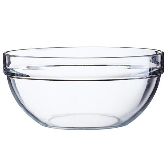 Salaterka miseczka Arcoroc EMPILABLE śr. 290mm 6L szkło sodowe zestaw 6szt. - Arcoroc 10029