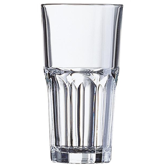 Szklanka Arcoroc GRANITY szkło hartowane 460ml zestaw 6szt. - Arcoroc J2601