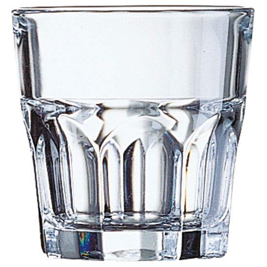 Szklanka Arcoroc GRANITY szkło hartowane 160ml zestaw 6szt. - Arcoroc J2610