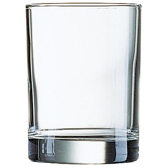 Szklanka wysoka Arcoroc PRINCESA szkło hartowane 170ml zestaw 6szt. - Arcoroc J4171