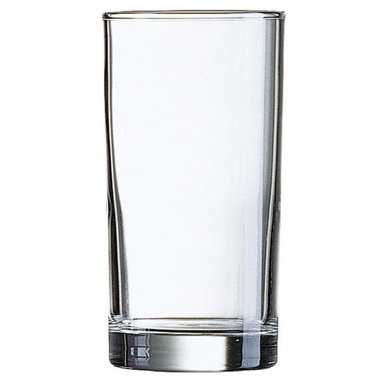Szklanka wysoka Arcoroc PRINCESA szkło hartowane 280ml zestaw 6szt. - Arcoroc 42440