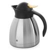 Termos dzbanek termiczny cateringowy do herbaty stalowy podwójne ścianki stalowy 1L - Hendi 446522