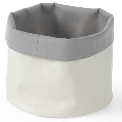 Koszyk worek do pieczywa okrągły śr. 20cm beżowy - Hendi 429020
