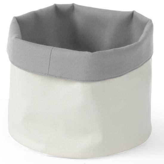 Koszyk worek do pieczywa okrągły śr. 25cm beżowy - Hendi 429044