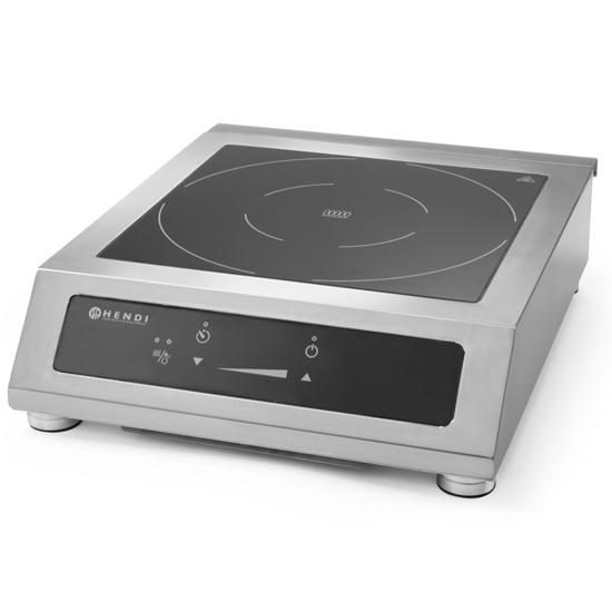 Kuchenka indukcyjna elektroniczna do garnków patelni śr. 14-32cm 3500W