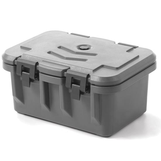 Pojemnik termoizolacyjny cateringowy termos do żywności szczelny LDPE GN1/1 200mm