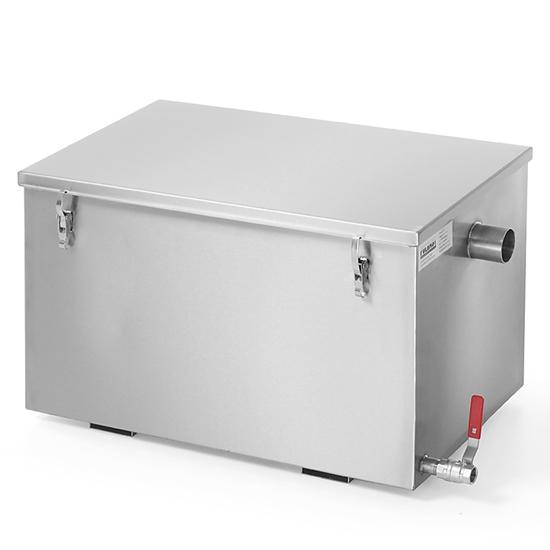 Separator do tłuszczu do kuchni zmywalni gastronomicznej 180L