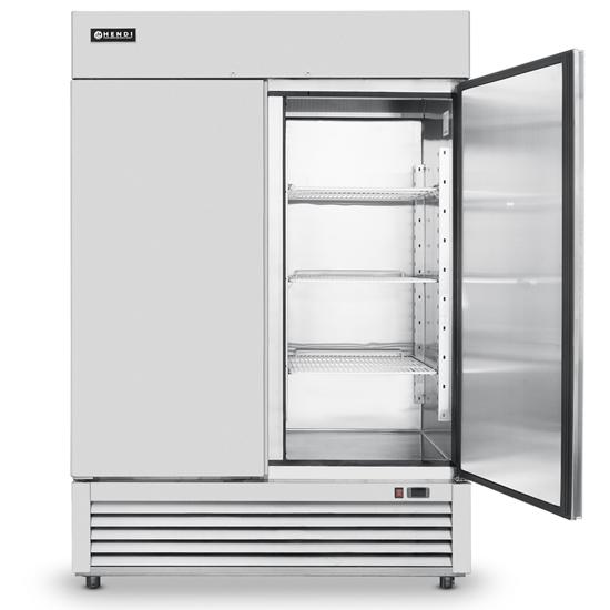 Szafa chłodnicza ze stali nierdzewnej Kitchen Line 2-drzwiowa GN2/1 420W 1300L