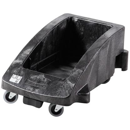 Wózek podstawa jezdna do pojemnika na odpady Rubbermaid SLIM JIM