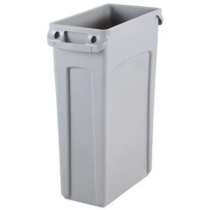 Pojemnik kosz modułowy do selektywnej zbiórki odpadów Rubbermaid SLIM JIM  87L