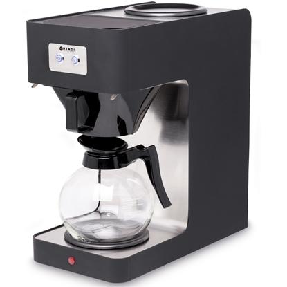 Kawiarka zaparzacz przelewowy do kawy z dzbankiem 1.8L do filtrów 110/250mm Hendi 208533