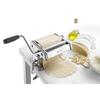 Ręczna maszynka urządzenie do makaronu tagliatelle fettuccine do 140mm Hendi 224830