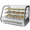 Witryna chłodnicza ekspozycyjna 160L 2 półki ARKTIC Hendi 233719