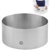 Pierścień kucharski cukierniczy do ciast potraw śr.80x(H)45mm Hendi 512142