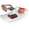 Forma kucharska cukiernicza kwadratowa do ciast potraw 80x80x(H)45mm Hendi 512173