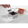 Dociskacz do formy cukierniczej kwadratowej do ciast 65x65mm Hendi 512227