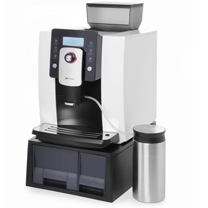 Automatyczny ekspres do kawy Profi Line srebrny Hendi 208953