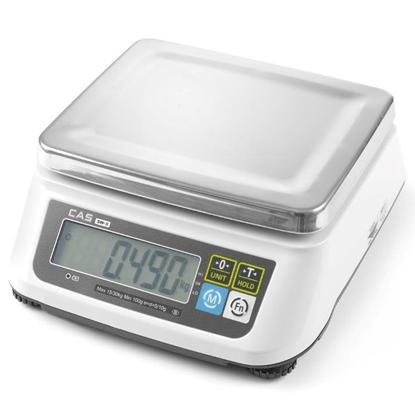 Waga kuchenna z legalizacją do 3kg 0.5g / 1.5g Hendi 580448