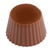 Forma foremka do 28 okrągłych pralin z czekolady 275x175x25mm Hendi 677612