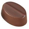 Forma foremka do 36 owalnych pralin z czekolady 275x175x25mm Hendi 677629
