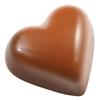 Forma foremka do 35 pralin z czekolady serca 275x175x25mm Hendi 677643