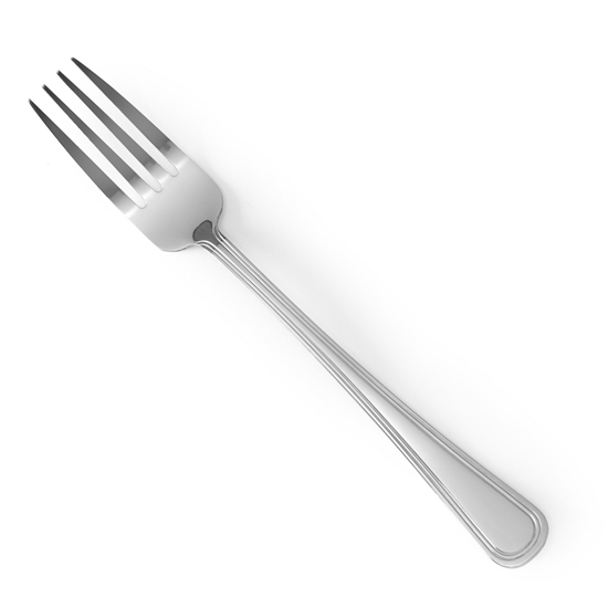 Widelce stołowe Kitchen Line ze stali nierdzewnej 197mm 6 szt. Hendi 764213