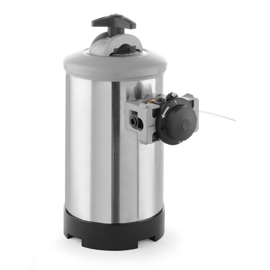Zmiękczacz uzdatniacz do wody z By-Passem 8l/h Hendi 230350