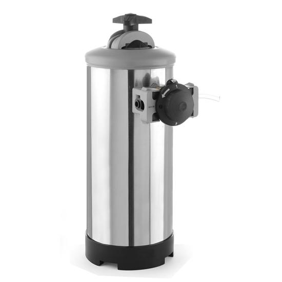 Zmiękczacz uzdatniacz do wody z By-Passem 12l/h Hendi 230367