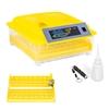 Inkubator wylęgarka klujnik do wylęgu 48 jaj + owoskop 80W