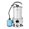 Pompa zanurzeniowa zatapialna ogrodowa stalowa nierdzewna 1100W 17000l/h do 9.5m