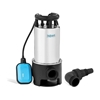 Pompa zanurzeniowa zatapialna 1100W 16000l/h do 9.5m HT-ROBSON-SP1100DWE