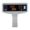 Waga sklepowa cenowa zalegalizowana EGE-LED TEM RS232 3kg / 1g