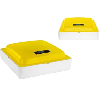 Inkubator klujnik wylęgarka do 88 jaj kurzych 80W + Owoskop
