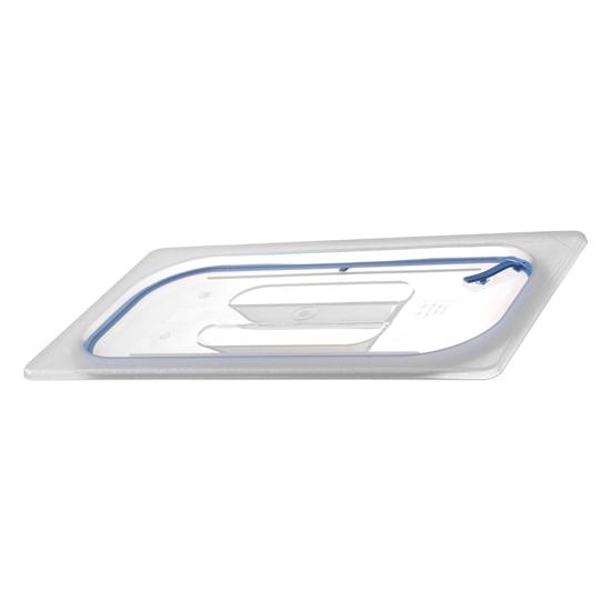 Pokrywka z uszczelką silikonową do pojemników GN 1/1 - HENDI 881804