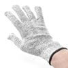 Rękawice kuchenne antyprzecięciowe HPPE Anti Cut Level 4 - HENDI 556641