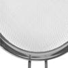Sito sitko kuchenne stalowe nierdzewne gęste śr. 100mm  - HENDI 638309