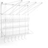 Półka wieszak na worki i akcesoria cukiernicze do szprycowania - HENDI 550113