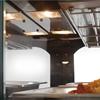 Witryna grzewcza do pogrzewania i prezentacji potraw kwarcowa szer. 650mm