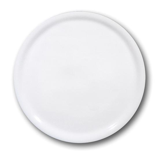 Wytrzymały talerz do pizzy z porcelany Speciale biały 280mm - zestaw 6szt.