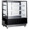 Witryna chłodnicza cukiernicza 3-półkowa jezdna LED 650L