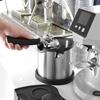 Odbijak pojemnik do fusów kawy okrągły stalowy