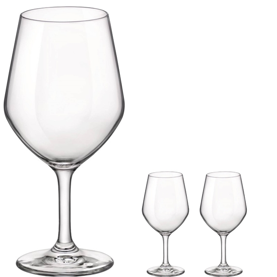 Kieliszek do wina VERSO 270ml - zestaw 3szt.
