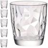 Szklanka niska DIAMOND 385ml - zestaw 6szt.
