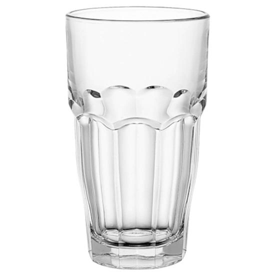 Szklanka wysoka ROCK BAR 285ml - zestaw 6szt.