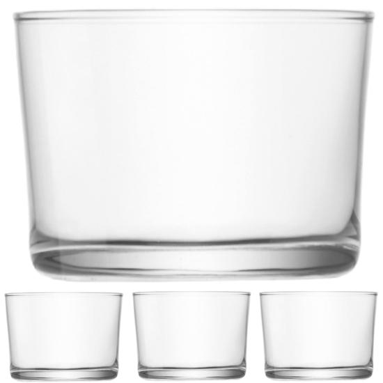Szklanka niska BODEGA 225ml - zestaw 12szt.