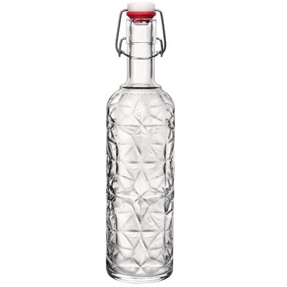 Butelka z korkiem ORIENTE 1L - zestaw 6szt.