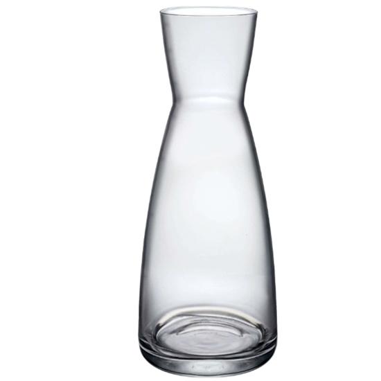 Karafka do wina wody lemoniady YPSILON 250ml - zestaw 12szt.
