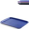 Taca z polipropylenu Fast Food 35x45cm - niebieska